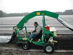 WHI/WHG Asparagus Harvester